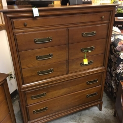 consignment-furniture-mid-century-chest-of-drawers