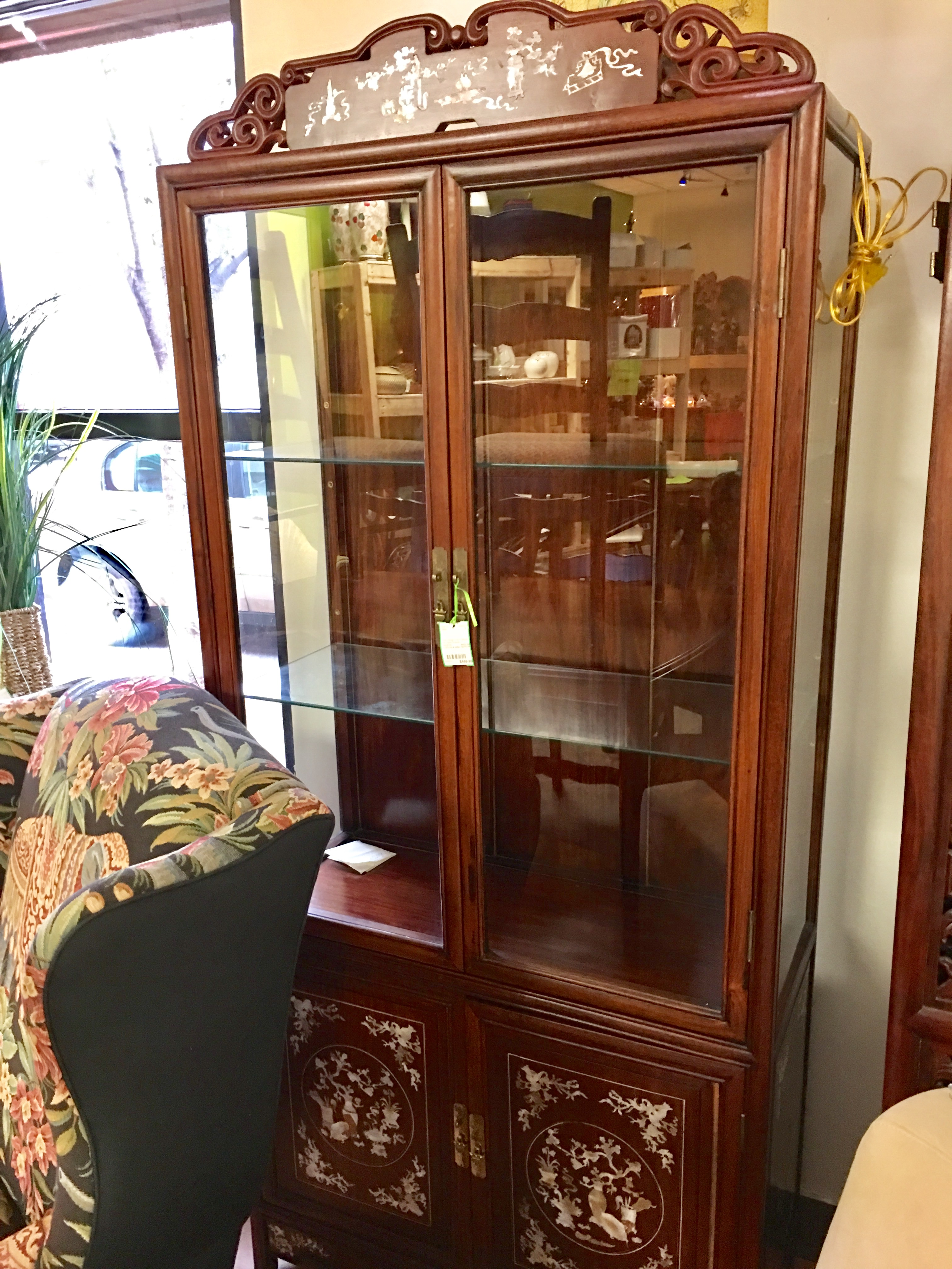 50 Off Eyedia Consignment Furniture Sale China Hutch