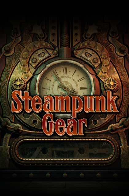 Steampunk Gear, Props and Products