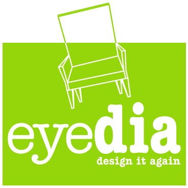 Eyedia Design It Again Logo
