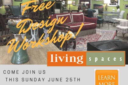 Learn to design your home for living!