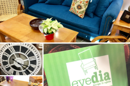 eyedia for Christmas! Give your hard to buy for people an eyedia gift card this season.