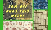 Rugs and Runners for Sale