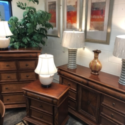 Wood Bedroom Chest Dresser and Side Table New and Consignment Furniture for Sale Louisville KY eyedia